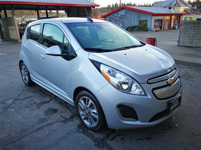 2016 Chevrolet Spark EV lease in Nevada City,CA - Swapalease.com