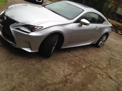 2015 Lexus RC 350 lease in Portland,OR - Swapalease.com