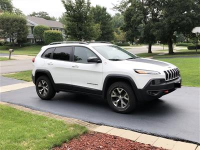 2017 Jeep Cherokee lease in Buffalo Grove,IL - Swapalease.com