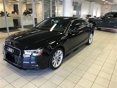 2016 Audi A5 lease in Hanover Park,IL - Swapalease.com