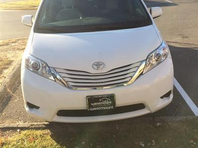 2017 Toyota Sienna lease in Baltimore,MD - Swapalease.com