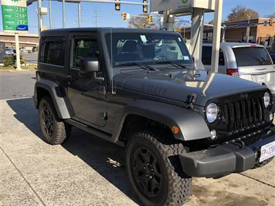 2017 Jeep Wrangler lease in Washington,DC - Swapalease.com