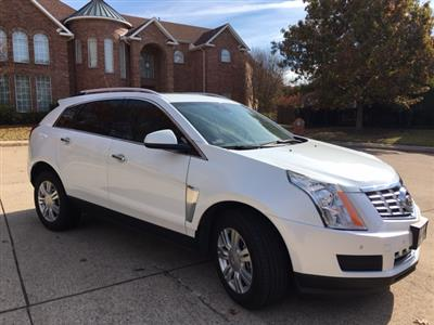 2016 Cadillac SRX lease in Dallas,TX - Swapalease.com