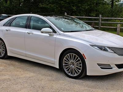 2016 Lincoln MKZ lease in Cincinnati,OH - Swapalease.com