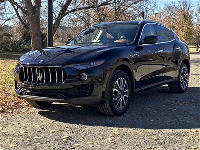 2017 Maserati Levante lease in Alexandria,VA - Swapalease.com