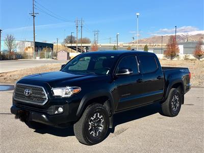 2017 Toyota Tacoma lease in SOUTH SALT LAKE,UT - Swapalease.com