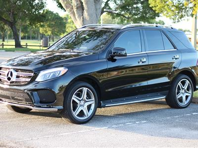 2016 Mercedes-Benz GLE-Class lease in Boynton Beach,FL - Swapalease.com