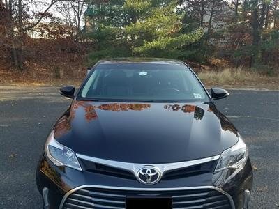 2016 Toyota Avalon lease in Lakewood,NJ - Swapalease.com