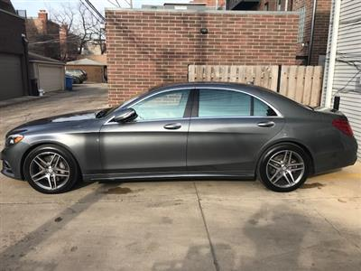 2017 Mercedes-Benz S-Class lease in Glencoe,IL - Swapalease.com