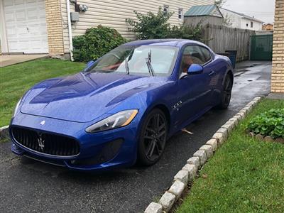 2017 Maserati GranTurismo lease in Lake Ariel,PA - Swapalease.com