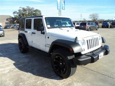 2016 Jeep Wrangler Unlimited lease in North Liberty,IA - Swapalease.com