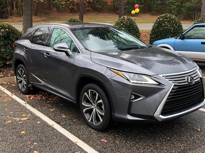 2017 Lexus RX 350 lease in Raleigh,NC - Swapalease.com