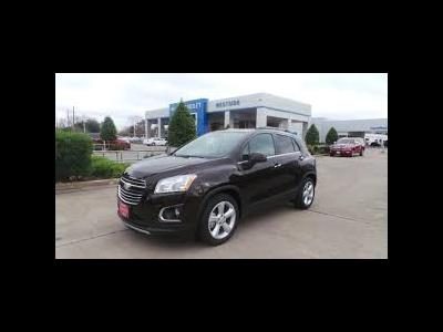 2016 Chevrolet Trax lease in chicago,IL - Swapalease.com