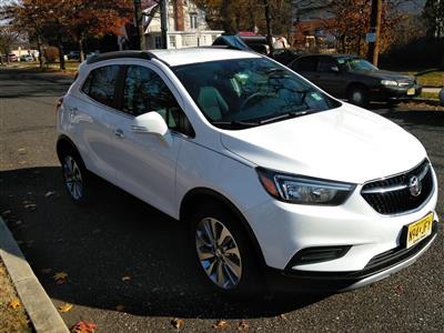 2017 Buick Encore lease in Deptford,NJ - Swapalease.com