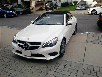 2017 Mercedes Benz E Cl Lease In Brooklyn Ny Swapalease
