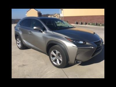 2017 Lexus NX Turbo lease in Charleston,WV - Swapalease.com
