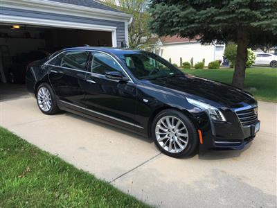 2017 Cadillac CT6 lease in Elgin,IL - Swapalease.com