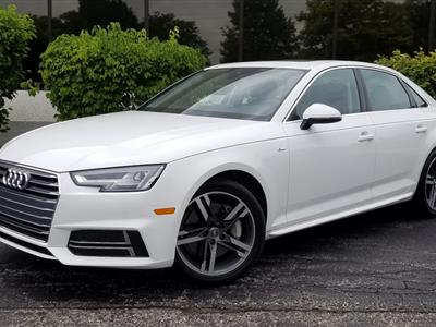 2017 Audi A4 lease in Philadelphia,PA - Swapalease.com