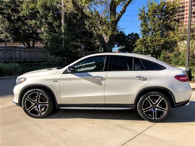 2017 Mercedes-Benz GLE-Class Coupe lease in Houston,TX - Swapalease.com