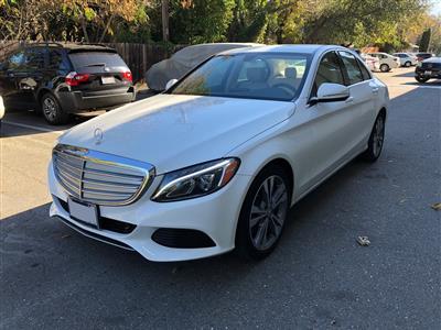 2015 Mercedes-Benz C-Class lease in Sacramento,CA - Swapalease.com