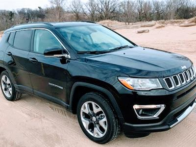 2017 Jeep Compass lease in HOLLAND,MI - Swapalease.com