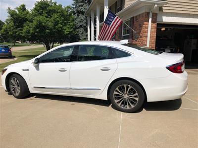 2017 Buick LaCrosse lease in Farmington ,MI - Swapalease.com