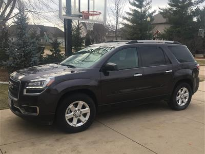 2016 GMC Acadia lease in Appleton,WI - Swapalease.com