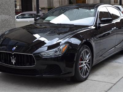 2017 Maserati Ghibli lease in Visalia,CA - Swapalease.com