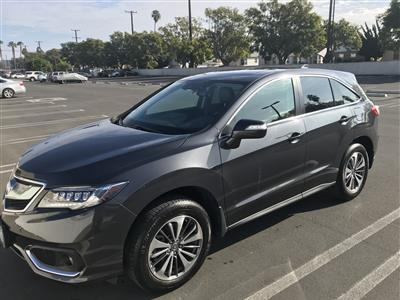 2016 Acura RDX lease in Signal Hill,CA - Swapalease.com