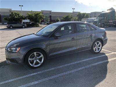 2016 Audi A3 lease in Miami,FL - Swapalease.com