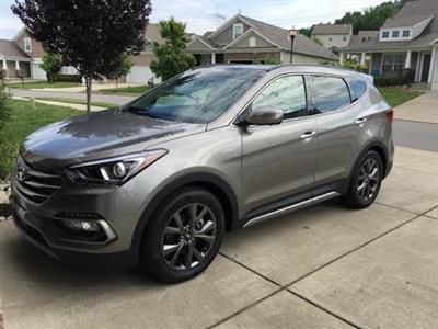2017 Hyundai Santa Fe Sport lease in Hoffman Estates,IL - Swapalease.com