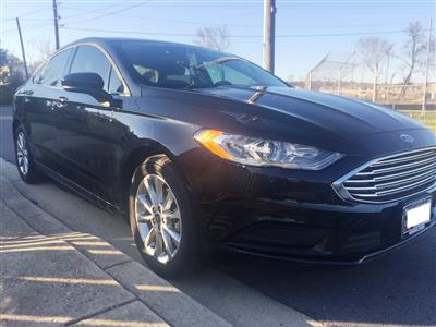 2017 Ford Fusion lease in Riverdale Park,MD - Swapalease.com