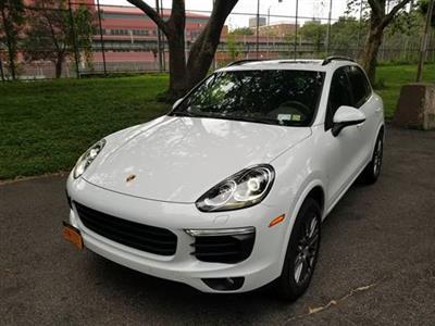 2017 Porsche Cayenne lease in Staten Island,NY - Swapalease.com