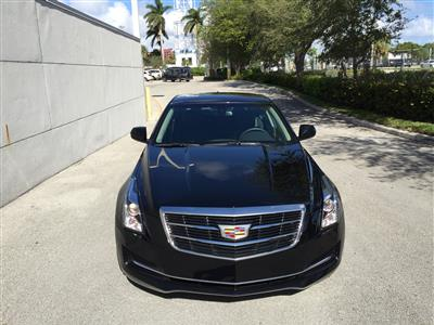 2017 Cadillac ATS lease in Miami,FL - Swapalease.com