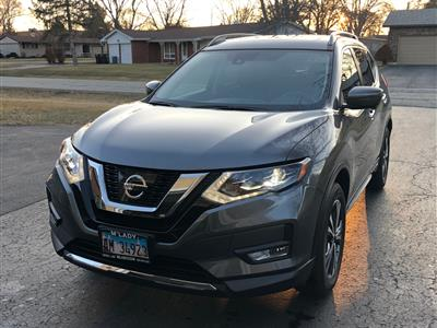2017 Nissan Rogue lease in McHenry,IL - Swapalease.com