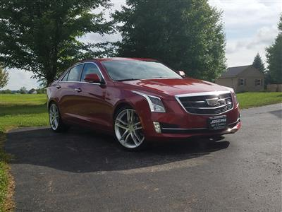2016 Cadillac ATS lease in Hebron,OH - Swapalease.com
