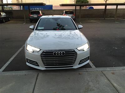 2017 Audi A4 lease in sadiego ,CA - Swapalease.com