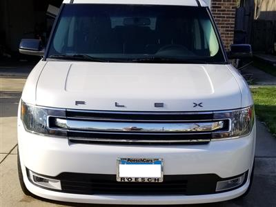 2018 Ford Flex lease in Bensenville,IL - Swapalease.com