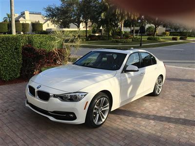 2017 BMW 3 Series lease in Boca Raton,FL - Swapalease.com