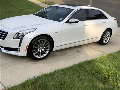 2017 Cadillac CT6 lease in Deptford,NJ - Swapalease.com