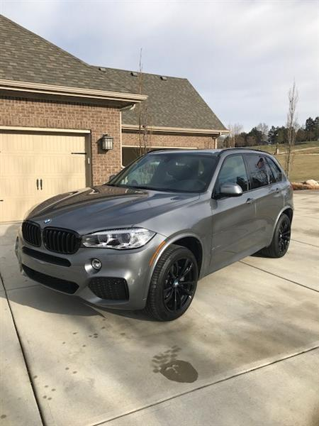 2017 BMW X5 Lease In Waynesville OH