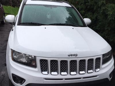 2016 Jeep Compass lease in Brighton,MI - Swapalease.com