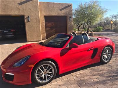 2016 Porsche Boxster lease in Oro Valley,AZ - Swapalease.com