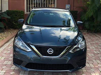2017 Nissan Sentra lease in Miami Gardens,FL - Swapalease.com