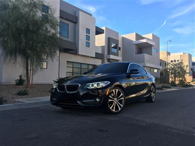 2017 BMW 2 Series lease in Las Vegas,NV - Swapalease.com