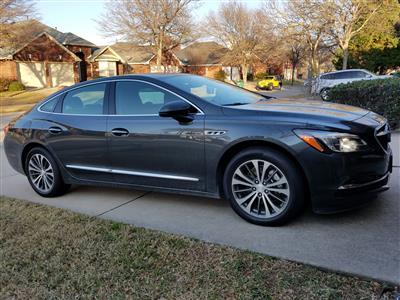2017 Buick LaCrosse lease in McKinney,TX - Swapalease.com