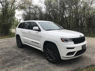 2018 Jeep Grand Cherokee lease in Glenview,IL - Swapalease.com