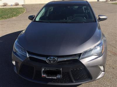 2016 Toyota Camry lease in North Canton,OH - Swapalease.com