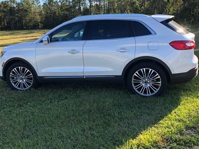 2017 Lincoln MKX lease in WEST PALM BEACH,FL - Swapalease.com