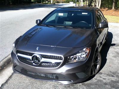 2016 Mercedes-Benz CLA-Class lease in Charleston,SC - Swapalease.com